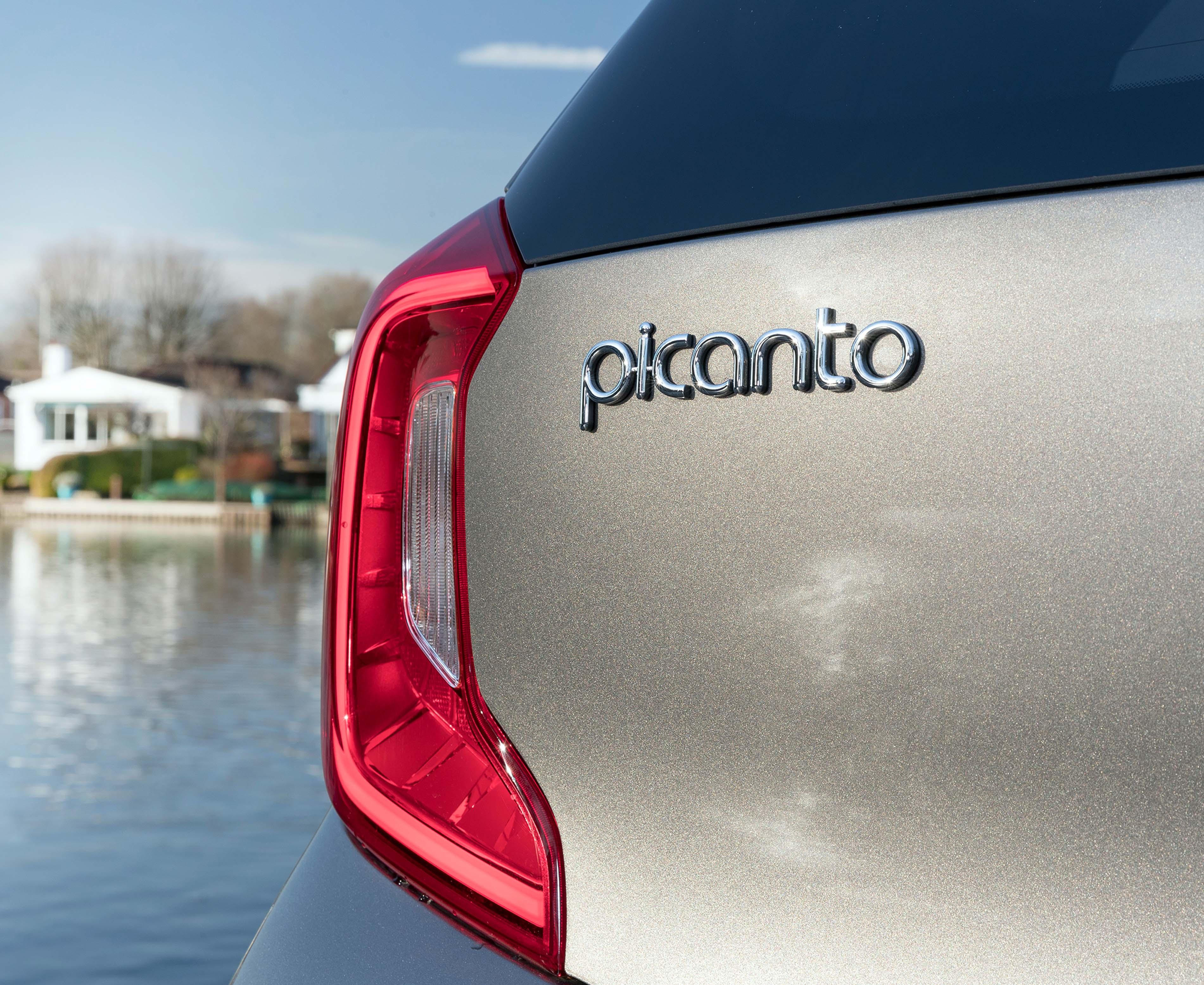 Kia Picanto X e