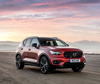 Volvo XC40 a