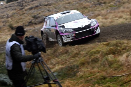 Thomas Preston / Jack Morton Skoda Fabia R5