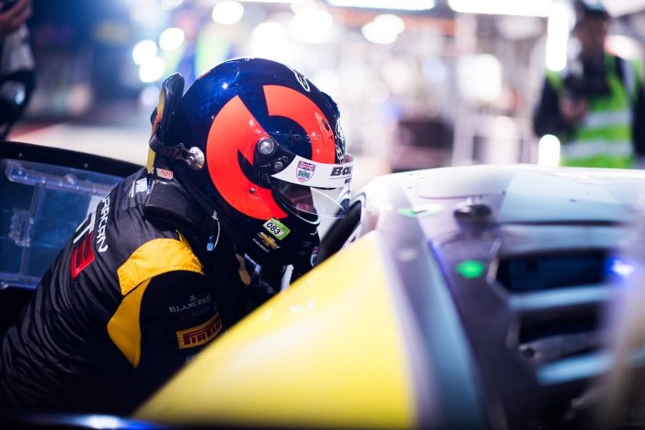 July 27-30, 2017 - Total 24 Hours of Spa, Barwell Motorsport, Oliver Gavin, Lamborghini Huracan GT3