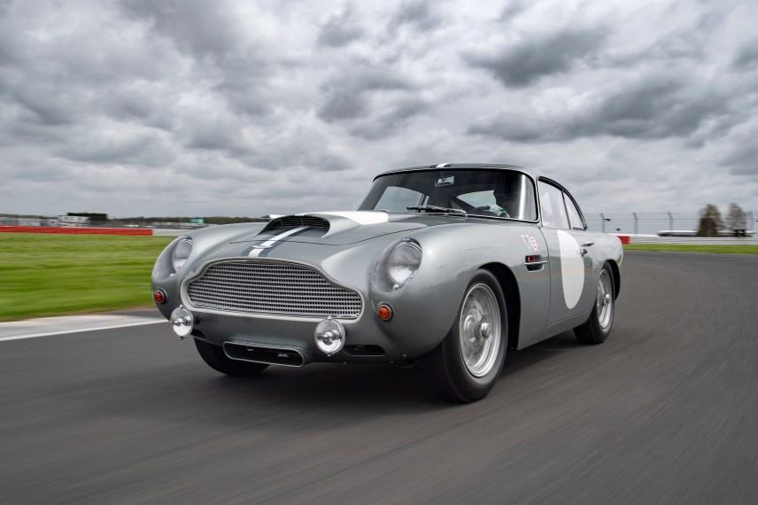 Aston Martin DB4 GT ┬r Photo Max Earey (23)