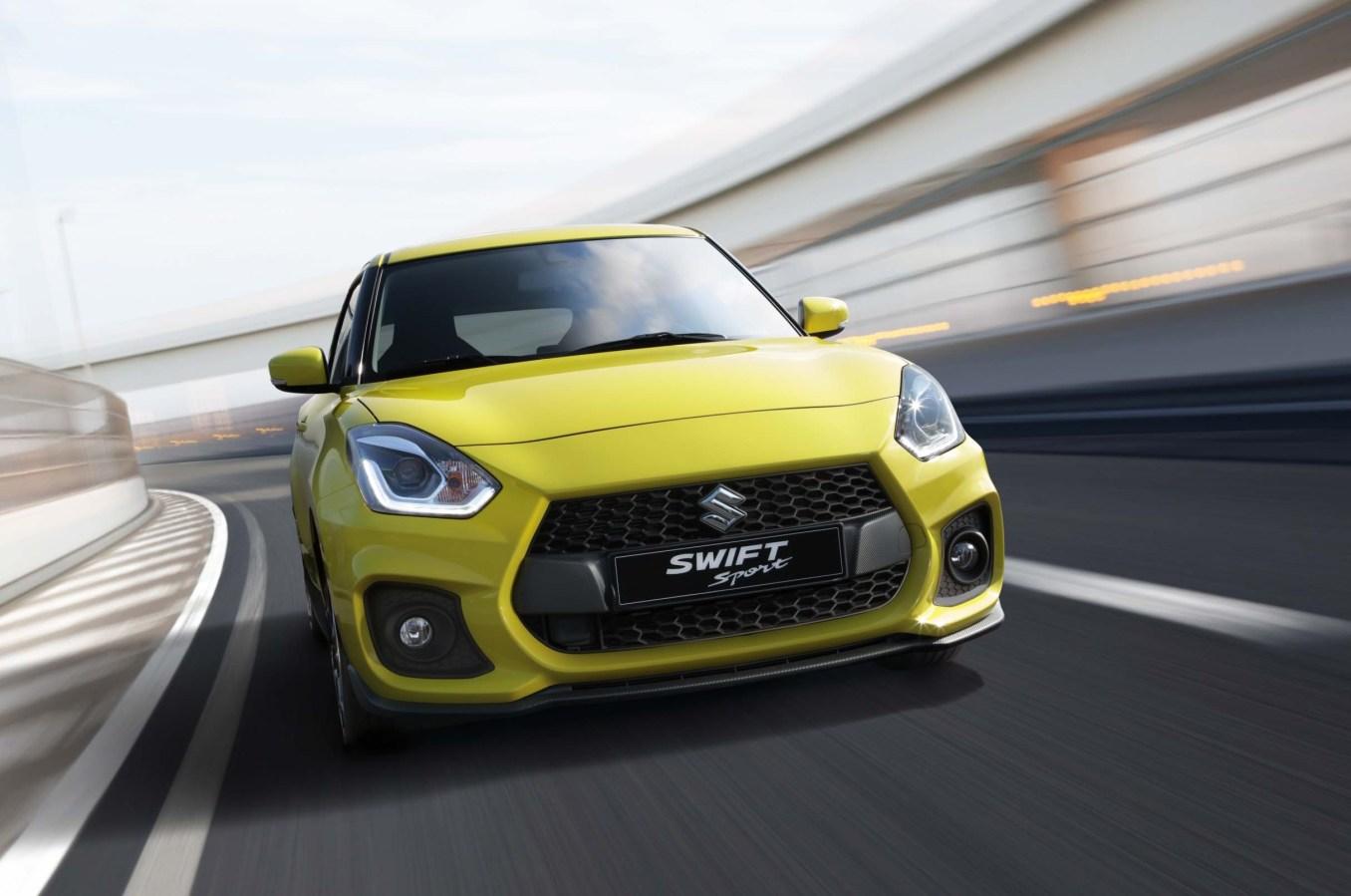Suzuki Swift Sport c