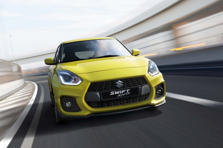 Suzuki Swift Sport c