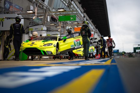 2018 World Endurance Championship. Le Mans, France 11th - 17th June 2018 Photo: Nick Dungan / Drew Gibson photography