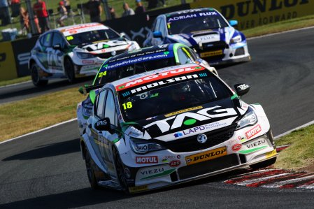 Senna Proctor, Power Maxed Racing Vauxhall Astra
