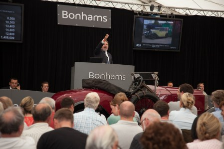 International Autojumble - Bonhams
