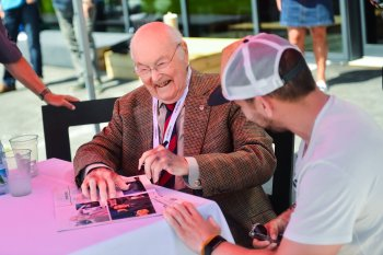 Thruxton Murray Walker