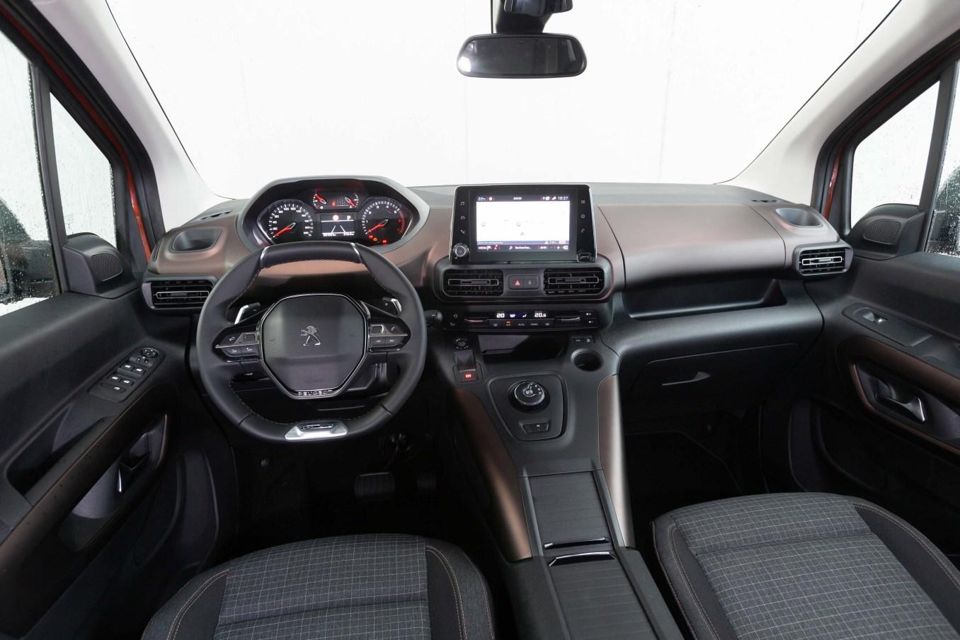 Peugeot Rifter d