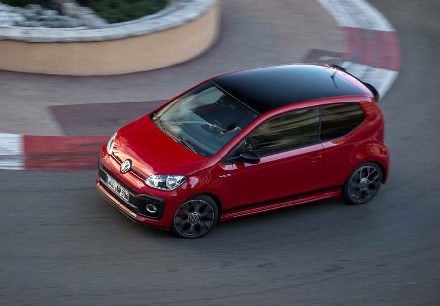 VW up! GTI b