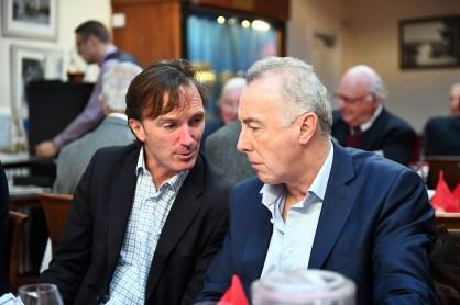 Russell Murphy and Dermot O'Rourke