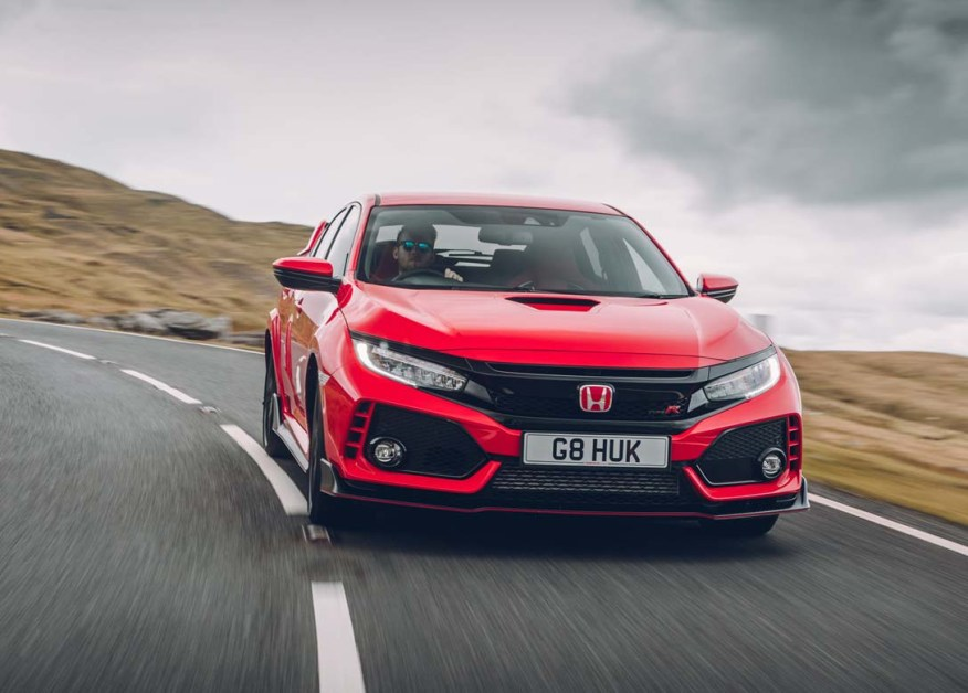 Honda Civic Type -R a
