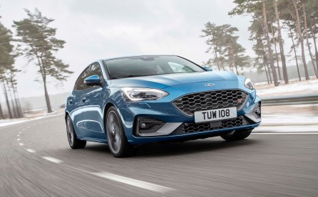 new Ford Focus ST d