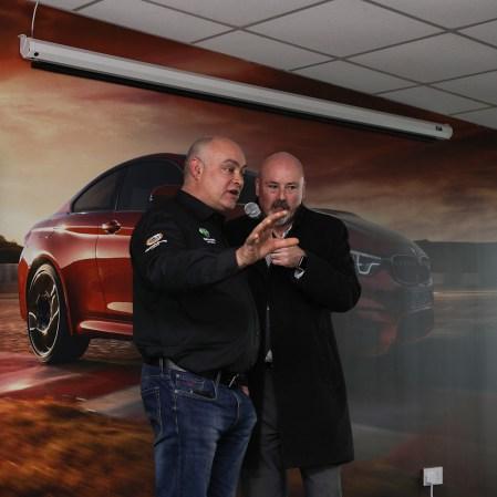 Leo Nulty chats with Paul Pascoe, Diamondbrite