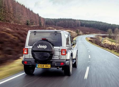 Jeep Wrangler c