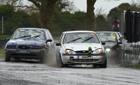 Kehoe heads a pack of Zetec Fiestas