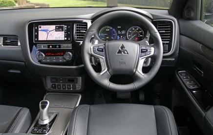 Mitsubishi Outlander PHEV c
