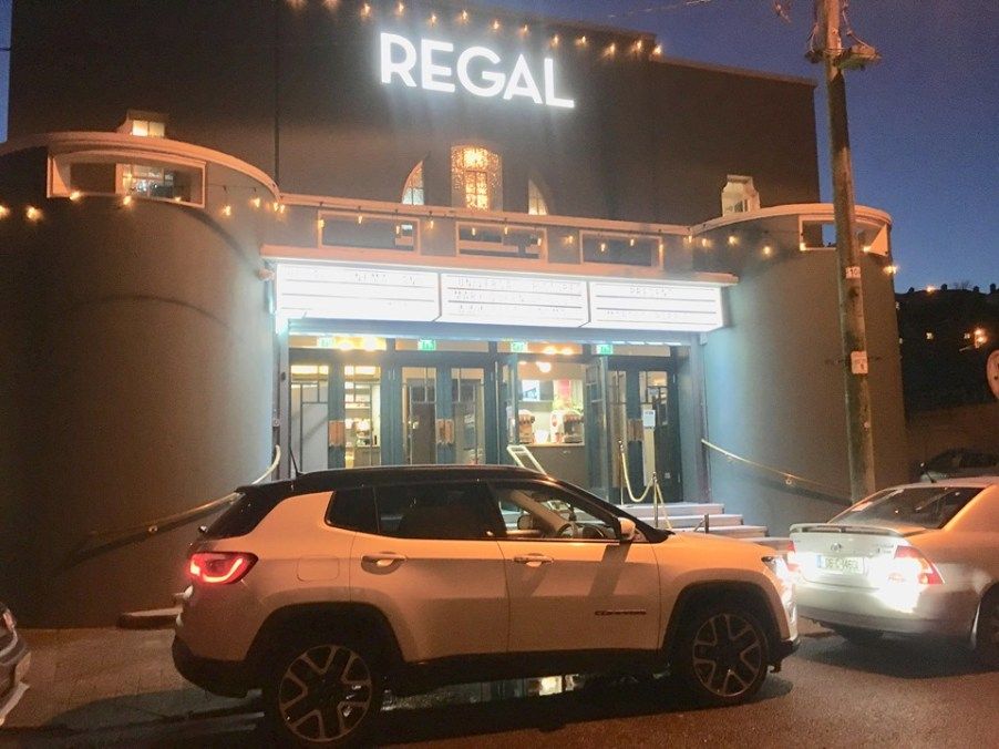 Jeep Compass Regal Cinema Youghal