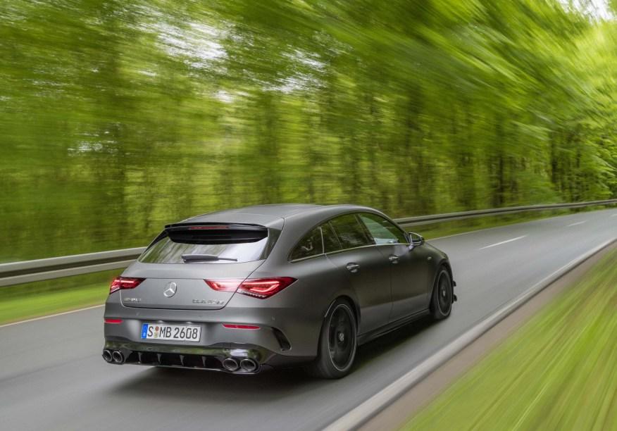 Mercedes AMG CLA b