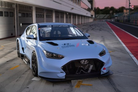 Hyundai Motorsport ETCR 20-22 September 2019 Photographer: Austral Worldwide copyright: Hyundai Motorsport GmbH
