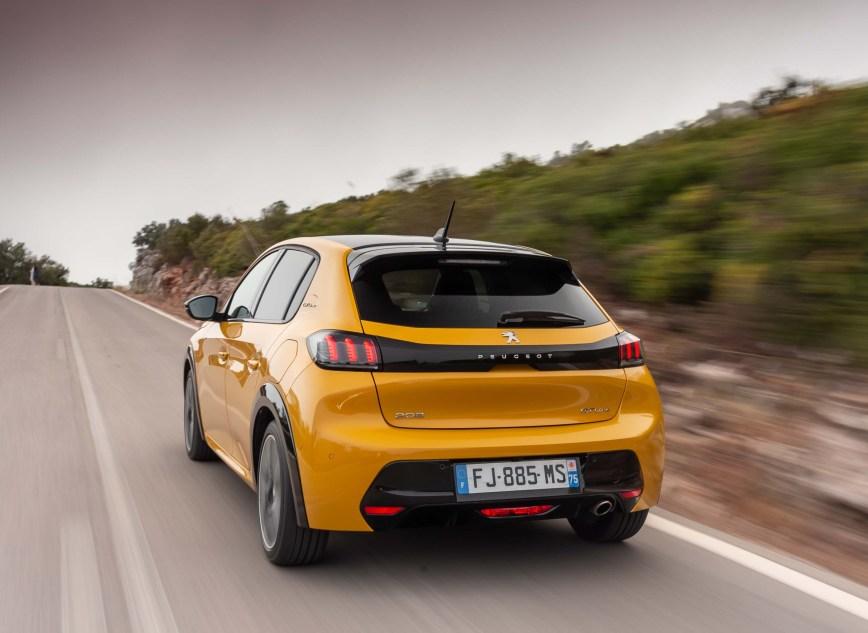 new Peugeot 208 c