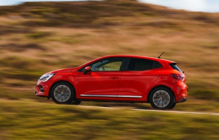 new Renault Clio a