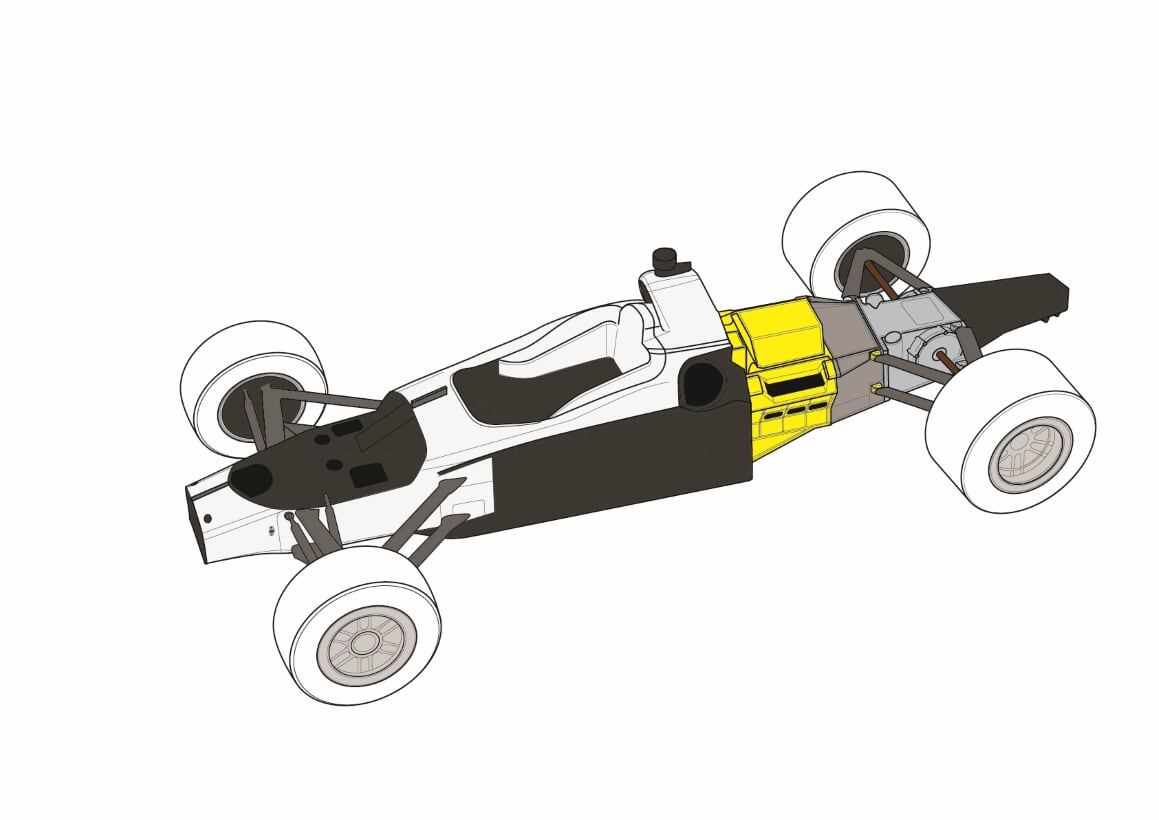 Understanding The Build And Workings Of The Modern Indycar
