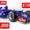 How Much Is An F1 Car Worth?