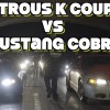 NITROUS K20 CIVIC VS MUSTANG COBRA