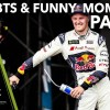 Funny Moments & Behind the Scenes at World RX 2018! | Part 1