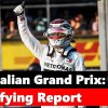 Australian Grand Prix: Qualifying Report