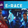 Racing Drivers vs Fans SIMULATOR E-RACE! Paris E-Prix