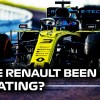 Have Renault Been Caught Cheating In Formula 1?