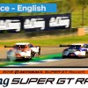 2019 AUTOBACS SUPER GT Round4 Thailand Full Race  English commentary.