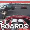 Kimi Bumps George, K-Mag's Mega Pass And The Best Onboards | 2020 Eifel Grand Prix | Emirates