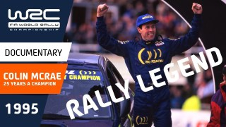 Colin McRae: 25 Years a Champion | Available now on WRC+