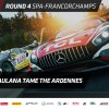 GT World Challenge Asia Esports – Spa-Francorchamps Postcard
