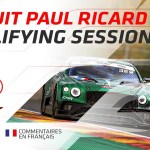 QUALIFYING – PAUL RICARD – GTWC EUROPE 2020 – FRENCH