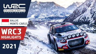 WRC3 – Rallye Monte-Carlo 2021: Saturday Highlights
