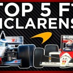 The Top 5 McLaren Formula 1 Cars Of All Time