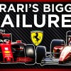 Was This Car Ferrari's Biggest Failure In 70 Years Of F1?