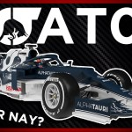 Why 2021 Is AlphaTauri's Best Chance Of Another Formula 1 Race Win