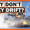 Why Don't Formula 1 Cars Drift To Go Faster?