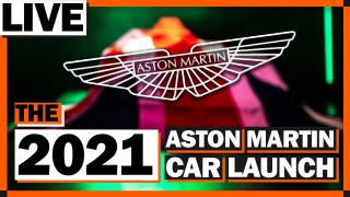 2021 Aston Martin F1 Car Launch | WTF1 Watchalong