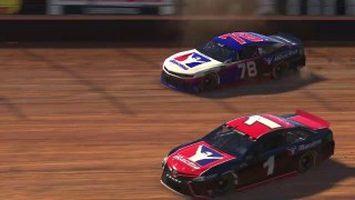 First look at Bristol Dirt Track on iRacing | Coming March 9