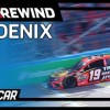 Kyle Larson speeds, Martin Truex Jr. Leads: NASCAR Cup Series Race Rewind: Phoenix in 15 minutes