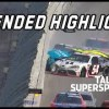 Big Wrecks and a First Time Winner! Ag-Pro 300 from Talladega Extended  Race Highlights
