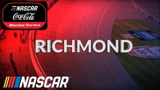 LIVE iRacing: eNASCAR Coca-Cola Series Race 6: Richmond Raceway