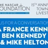 The NASCAR Foundation 15th Anniversary Town Hall