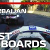 Max's Crash, High-Speed Duels, And The Best Onboards | 2021 Azerbaijan Grand Prix | Emirates