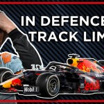 Defending F1 2021 Track Limit Rules
